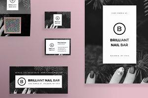 Print Pack | Brilliant Nail  Bar