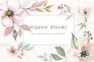Organic Bloooms