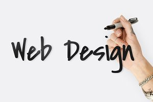 Drawing web design