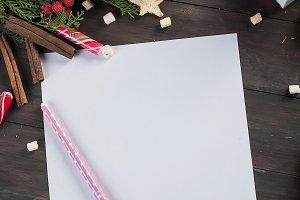 Christmas letter for Santa