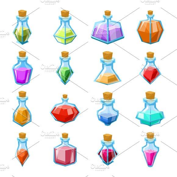 Alchemy Elixir Potion