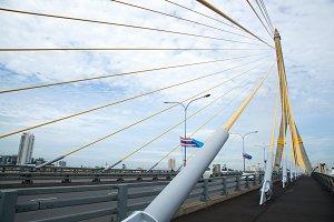 Rama eight bridge.