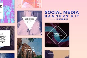 Social Media Templates Kit