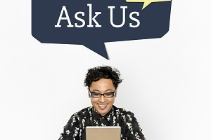 Ask Us online assistance