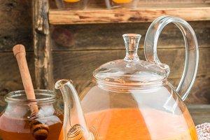 Sea buckthorn tea