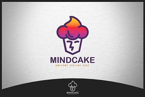 Mindcake Logo