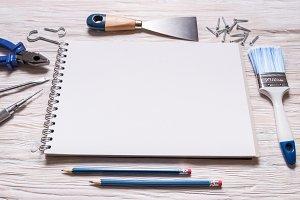Constructor tools, copy space