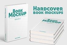 Hardcover Book Mockups
