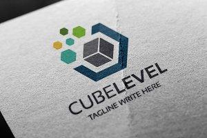 Cube Level Logo