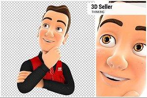 3D Seller Thinking