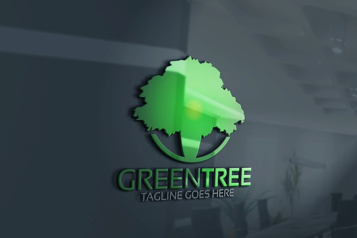 Green Tree Logo