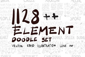 1128++ element doodle