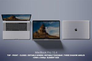 MacBook Pro 15 Mockups
