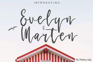 Evelyn & Marten