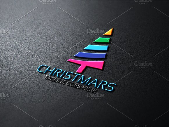 Christmas Logo 3 in Logo Templates