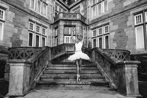 ballerina dancer