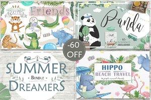 60% off Summer Dreamers Bundle