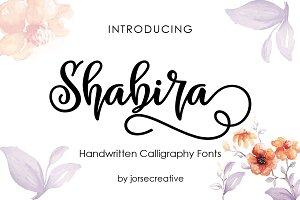 Shabira Font