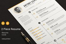 Indesign Resume Template Photos Graphics Fonts Themes Templates