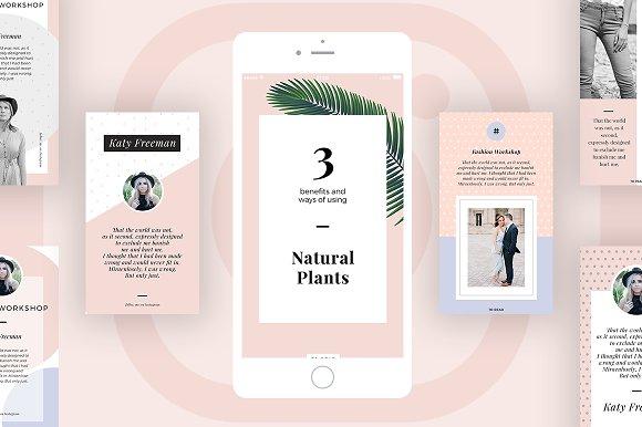 Bella Instagram Stories for Bloggers