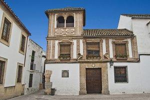 palace in Cordoba