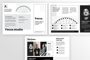 Focus - Agency 3fold Brochure