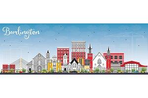 Burlington Iowa Skyline