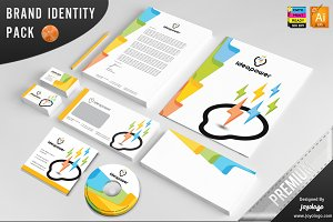 3D Powers Idea Corporate Identity