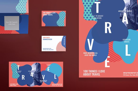 Print Pack | Travel