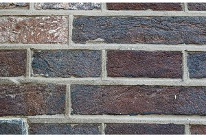 Close-up of old brick wall