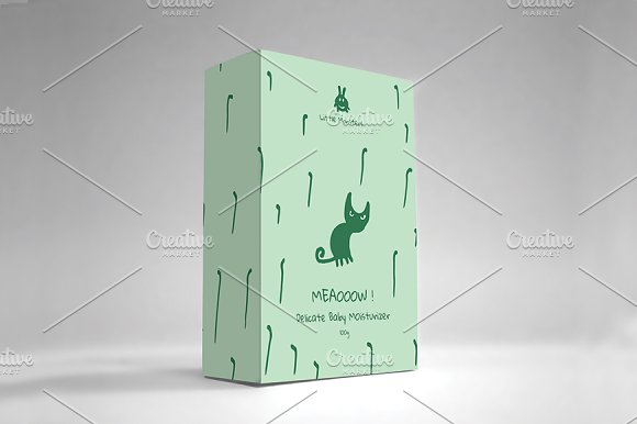 Kids Box Design Templates in Templates - product preview 1