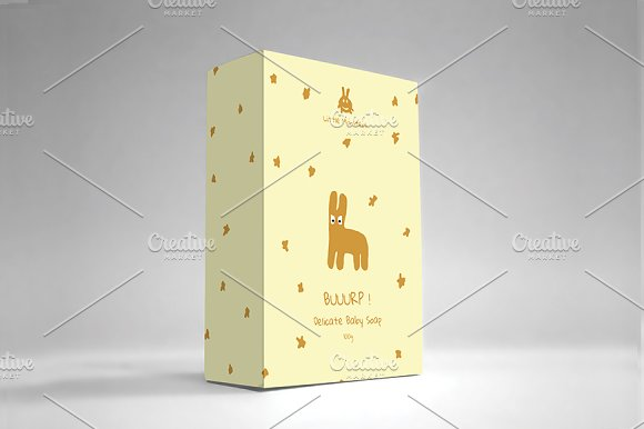 Kids Box Design Templates in Templates - product preview 2