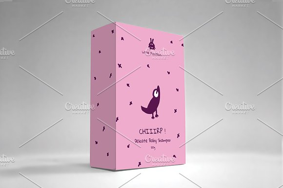 Kids Box Design Templates in Templates - product preview 3