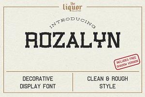 Rozalyn Font