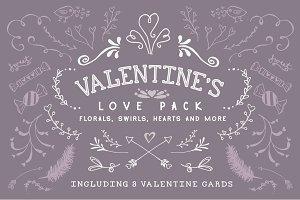 Valentine's Love Pack