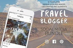 Travel Blogger Bundle
