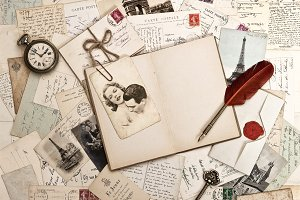 Valentines Day Scrapbooking