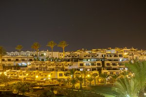 Lanzarote night