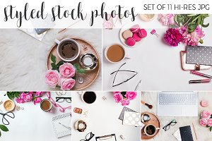 Styled stock photo set #3
