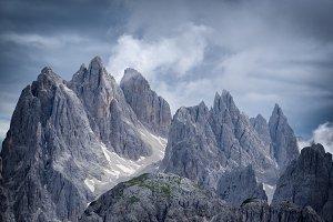 Threatening Alps