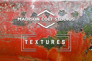 50 Rusty Metal Textures - Vol 3
