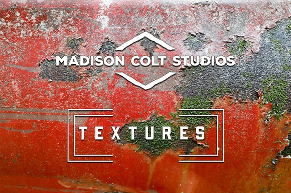 50 Rusty Metal Textures - V-Graphicriver中文最全的素材分享平台
