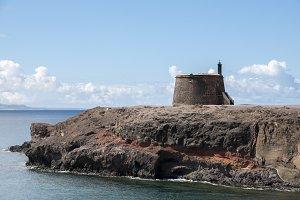 Castle Lanzarote
