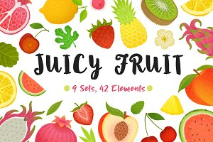 Juicy Fruit Collection