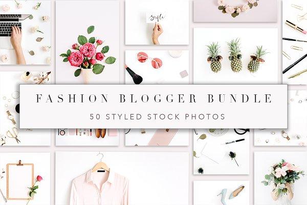 Fashion Blogger Bundle 1