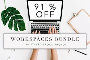 91% OFF! Workspaces Bundle