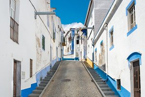 street of Arraiolos