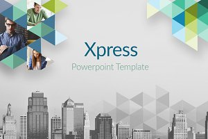 Xpress | Powerpoint Template