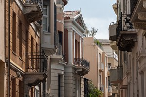 Streets of Plaka