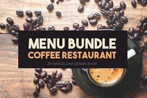 Coffee Menu Bundle